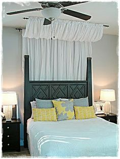 Easy Canopy - I provide you with stunning inspirations for DIY Canopy Beds, nowadays.