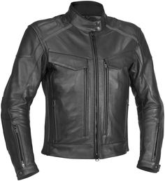 My next riding jacket -- River Road Scout Leather Jacket for Men