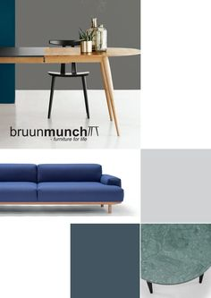 Bruunmunch Furniture Catalogue