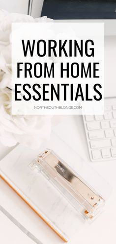 Working From Home – Home Office Tips and Essentials Create a practical work-from-home environment. Here are home office essentials you'll need when running a business or working other jobs from home. Home Decor