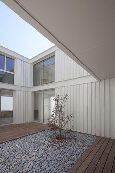 Tiny House Living, Pent House, Metal Cladding, Saint Ouen, Facade Design, Facade Architecture, Terrace, Florida, Exterior
