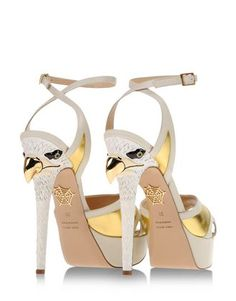 Spring-Summer Collection Sandals - CHARLOTTE OLYMPIA