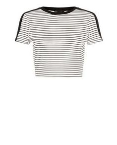 Damen Shirt Missy Glitzer Strass Kurzarm Schwarz Rot Weiß Incredible S//M M//L