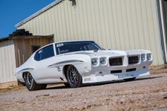 1972 Pontiac GTO Pro Drag                                                                                                                                                                                 More