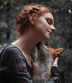 I wish, if only I could have a fox.