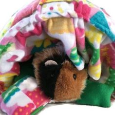 Created By Laura offers discounted prices for guinea pig ultra-soft cosy bed and other guinea pig items, Shop online now and save money.