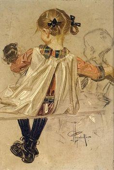 Artworks of Joseph Christian Leyendecker