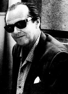 Jack Nicholson by Ellen Graham Popular People, Famous People, Nice People, Beautiful People, Jazz, You Don't Know Jack, Jack And Jack, Jack Nicholson, Clint Eastwood