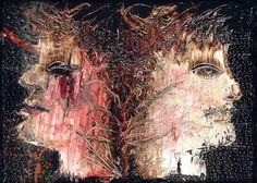 Neo-Baroque artist Christo Coetzee