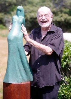 DAVID L. HOSTETLER, MFA '49 (born December 27, 1926) is a wood carver and bronze sculptor of works capturing the female form, he is also a professor emeritus of Ohio University.  ---    BIOGRAPHY  ---    Early life:  Born in Beach City, Ohio on December 27, 1926, Hostetler had a close relationship with his Amish grandfather, an influence which has stayed with him throughout his career. Hostetler first entered the artistic world by accident. During World War II, while studying as an engineer…