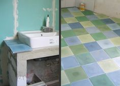 Southern Tiles: Ein Bad in den Farben des Meeres