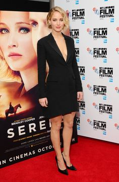 Jennifer Lawrence Evening Sandals - Jennifer Lawrence Looks - StyleBistro