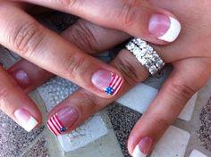American nails!