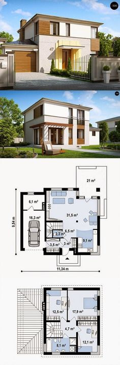 1954 best homes with floor plans and interior photos images on diy cabin design interesting easy do it yourself simple survival plan living life gardenhousehold kitchen bathroom military knife gun car solutioingenieria Gallery