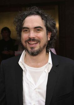 """The film's director, Alfonso Cuarón.   23 Bewitching Photos From The """"Harry Potter And The Prisoner Of Azkaban"""" Premiere"""