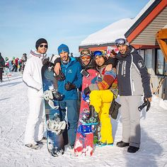 12/14-1/15 Faz3 and friends spend New Year's in Whistler, Canada PHOTO:  as_alnaboodah