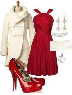 LOLO Moda: #classy #princess #dress, http://lolomoda.com/classy-outfit-trend-2014/. I'm thinking Christmas party!