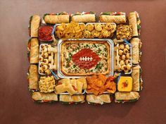 cute idea for superbowl party