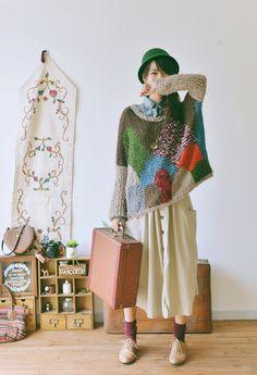 MonMonMori // Mori Girl interior // Mori Girl style