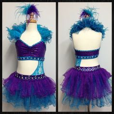 Dump Him ~ One Of A Kind ~ Jazz ~ MT Child M ~ http://dancecostumeconnection.com/collections/musical-theater-dance-costumes/products/dump-him-one-of-a-kind-jazz