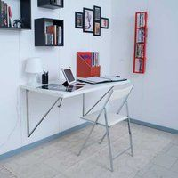 Fold-Out Convertible Desk - $285