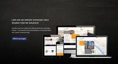 Website laten ontwerpen door Shadow Internet Solutions.