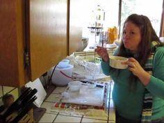 "Lo Carb Cafe -- Ep 26 --Baked ""Potato"""