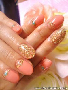 summer nail art » Nail Designs & Nail Art