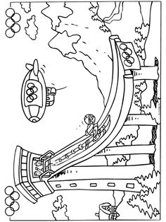 7158.gif 600×800 pixels Kids Olympics, 2018 Winter Olympics, Winter Olympic Games, Sports Coloring Pages, Coloring For Kids, Colouring Pages, Olympic Idea, Olympic Sports, Groundhog Day