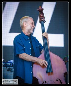 Dave Holland, 17 July 2014