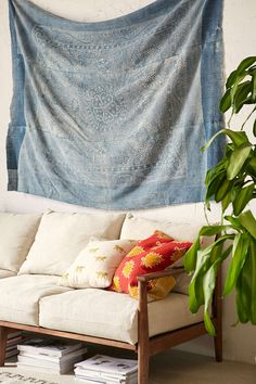 Vintage Solar Eclipse Tapestry - Urban Outfitters