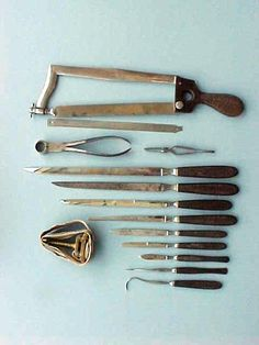 Civil War Surgeon's Kit
