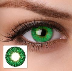 I think the green would contrast with my hair and be awesome