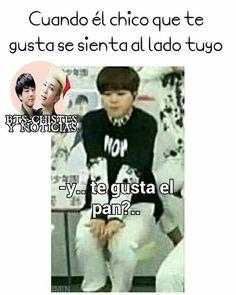 memes bts Funnel Cake funnel cake a la mode K Pop, Memes Bts Español, Funny Memes, Hilarious Jokes, Yoonmin, Taekook, Pinterest Memes, Friend Memes, Bts And Exo
