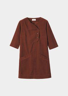 NEEDLECORD TUNIC DRESS | TOAST