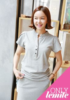 Today's Hot Pick :Pintuck Sleeve Buttoned Shirt http://fashionstylep.com/SFSELFAA0015478/min3111enn/out Perfect for a regular day-out. This shirt features a high neckline, top button closure, pintuck short sleeves, and regular fit. Best worn with long skirts and oxfords.