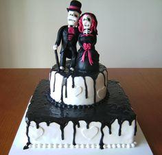 Alternative wedding cake