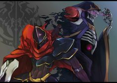 Anime Overlord Overlord Ainz Ooal Gown Wallpaper
