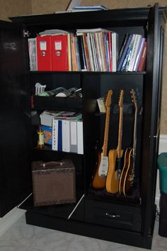 Multiple Guitar Display cases - The Gear Page