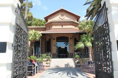 #Benicassim Belle Epoque villas - make sure to check out this wondeful route #travel #Spain