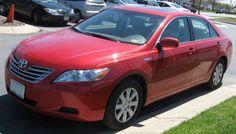 Man Facing Midlife Crisis Buys Red Toyota Camry