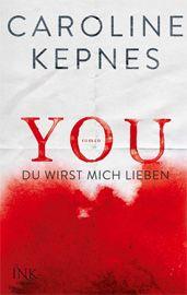 """Mit ihrem Romandebüt """"YOU – Du wirst mich lieben"""" spaltet Caroline Kepnes die Leserschaft. Ihre Version des Themas Stalking basiert vor allem auf Gedanken und Handlungen des Täters und findet auf psychologischer Ebene statt. Lässt man sich darauf ein, gestaltet sich die Lektüre sehr interessant und menschlich spannend."""
