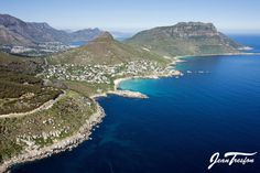A beautiful Cape Town winter's day looking over Llandudno with Hout Bay visible in the background.   ©Jean Tresfon. #Llandudno #HoutBay #CapeTown