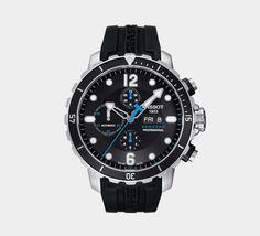 Tissot Seastar 1000 Automatic Professional Chronograph Valjoux