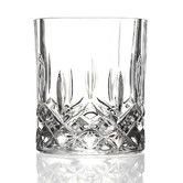 Found it at Wayfair - RCR Opera Crystal Double Old Fashion Glass (Set of 6) $40.39