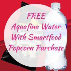 FREE Aquafina Water With Smartfood Popcorn Purchase!  http://feeds.feedblitz.com/~/380440524/0/groceryshopforfree/