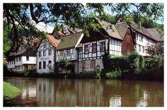Schiltach ~ Black Forest ~ Baden-Württemberg ~ Germany