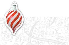 Christmas - White Winter Placecard - 24 Units