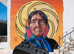 Urban Art, Graffiti, Mexico, Jessie, Artwork, Mad, Passion, Design, Color