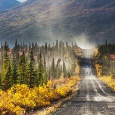 25 Great American Motorcycle Roads